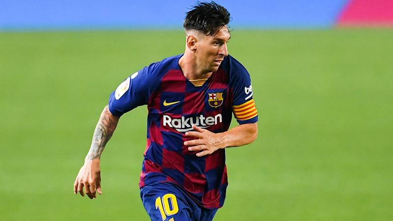 Conte likes Inter's links to Barca superstar Lionel Messi
