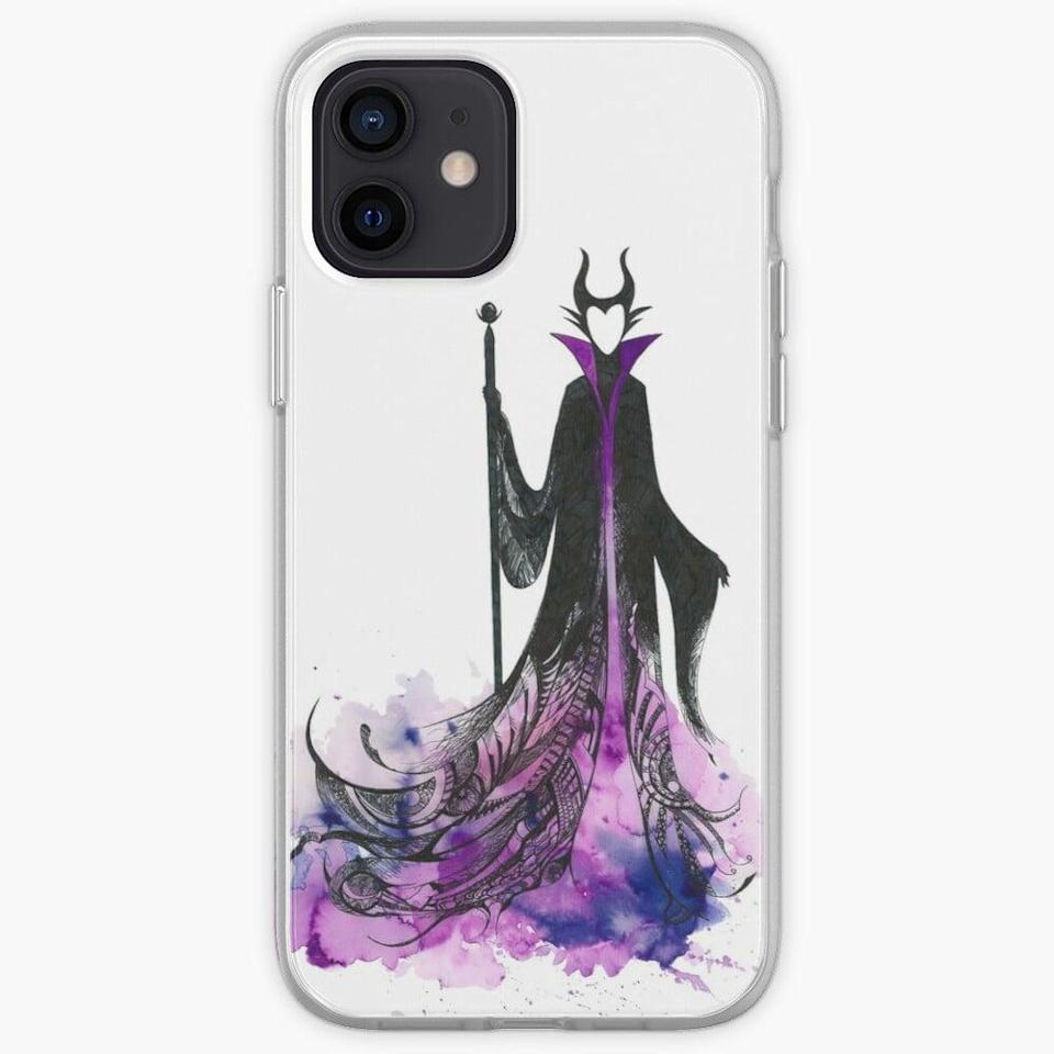 <p>This <span>'Maleficent'</span> ($21) case is hauntingly beautiful!</p>