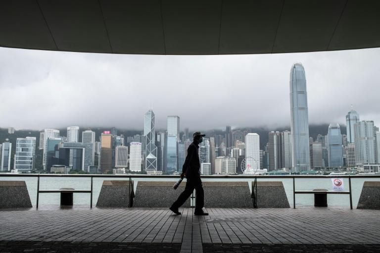 China's crackdown in Hong Kong includes a new national security law, which criminalises much dissent
