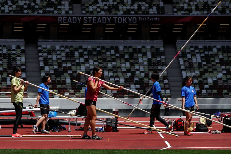 Tokyo 2020 Olympic Games Test Event - Athletics