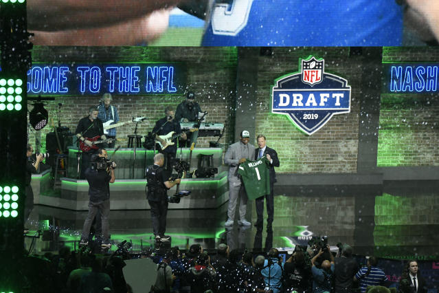 Offensive Line? Wide Receiver? Marc Ross Says Jets Should Take Best Player In NFL Draft