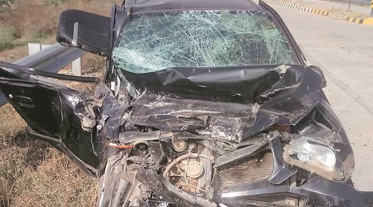 Chandigarh: Returning from wedding, 4 men killed in accident near Kaithal