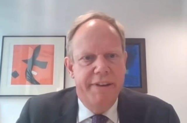 Home Office permanent secretary Matthew Rycroft