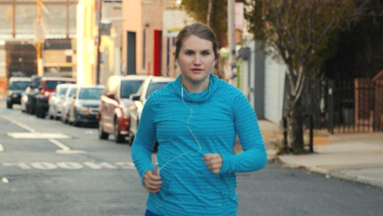 Jillian Bell portrays the lead role in comedy-drama 'Brittany Runs a Marathon'.