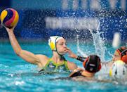 <p>Australia faces the Netherlands in a preliminary water polo match on July 26. </p>