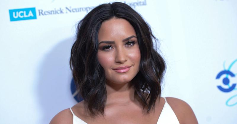 Demi Lovato has spoken out about her explicit photos being leaked online (Copyright: Stewart Cook/REX/Shutterstock)
