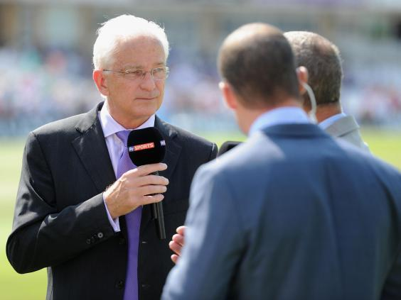 David Gower will leave Sky Sports at the end of the Ashes (Getty)