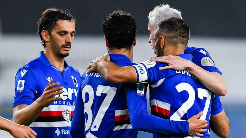 Sampdoria   Getty Images/Getty Images