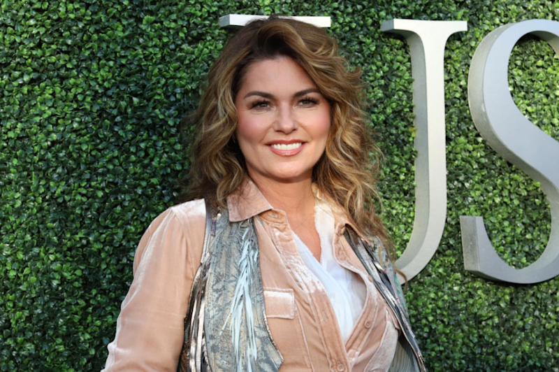 Shania Twain had ruffled feathers when she made some unexpected comments in support of Trump. Source: Getty