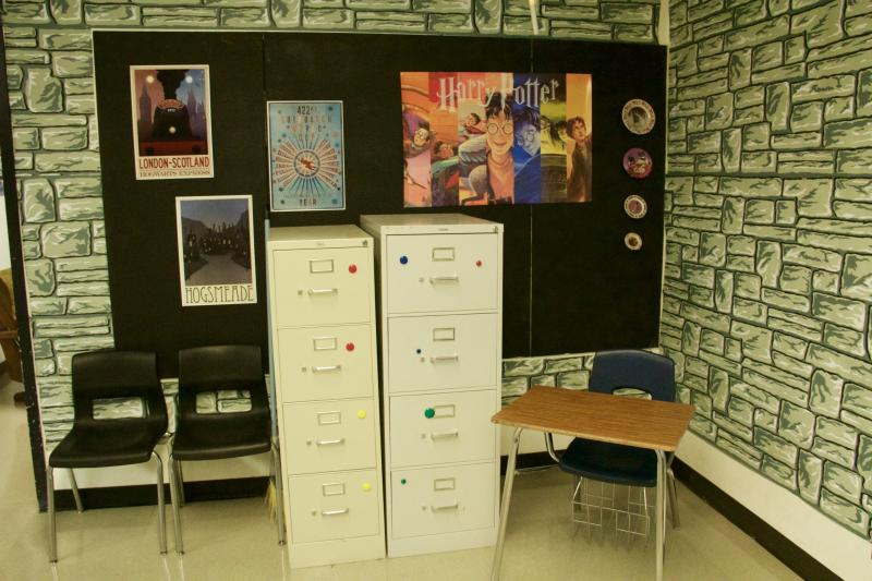 """""""I really love what I do and I love the students I get to work with,"""" Hubler said. (Courtesy of Kyle Hubler)"""