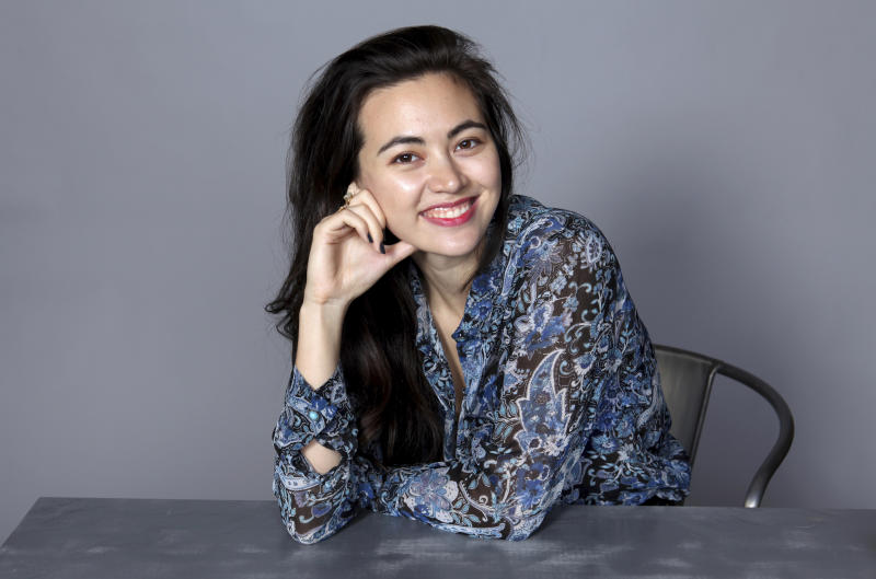 "Jessica Henwick poses for a portrait to promote the television series ""Iron Fist"" on day two of Comic-Con International on Friday, July 20, 2018, in San Diego. (Photo by Rebecca Cabage/Invision/AP)"
