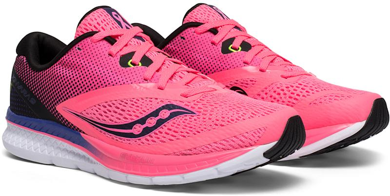 Saucony Promotes Unity With Its Limited Edition Breast