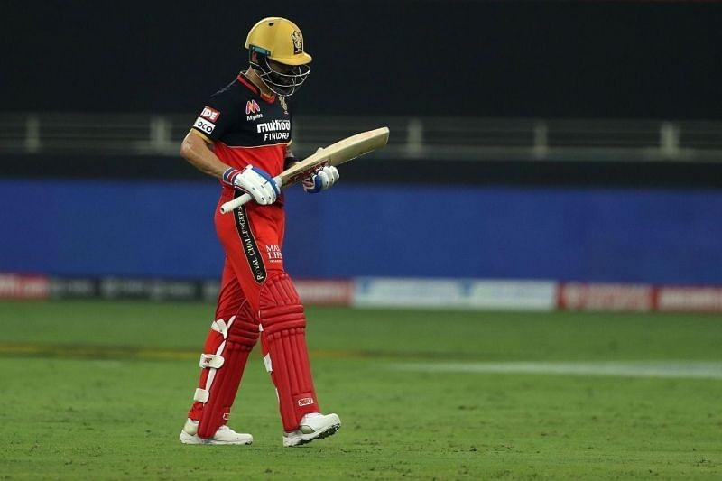 In a strange contest, Virat Kohli played a part in nearly losing and winning his team the game.