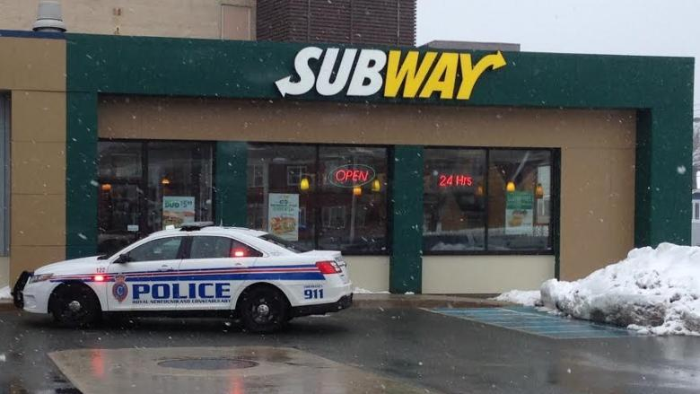 RNC investigating alleged robbery in St. John's late Tuesday afternoon