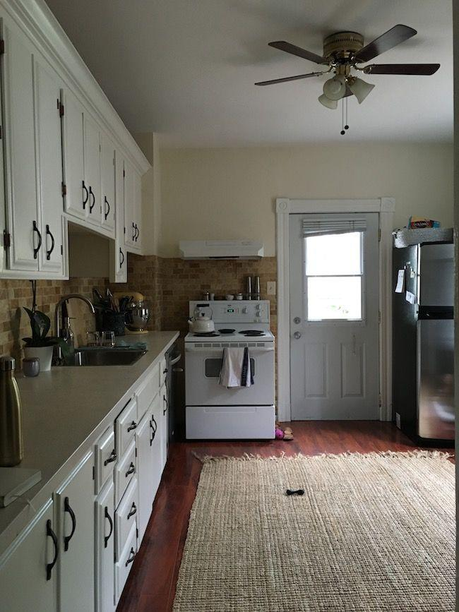 <p>This kitchen isn't in need of a major facelift, but it could use a few updates to make it feel more sophisticated, stylish, and contemporary. </p>