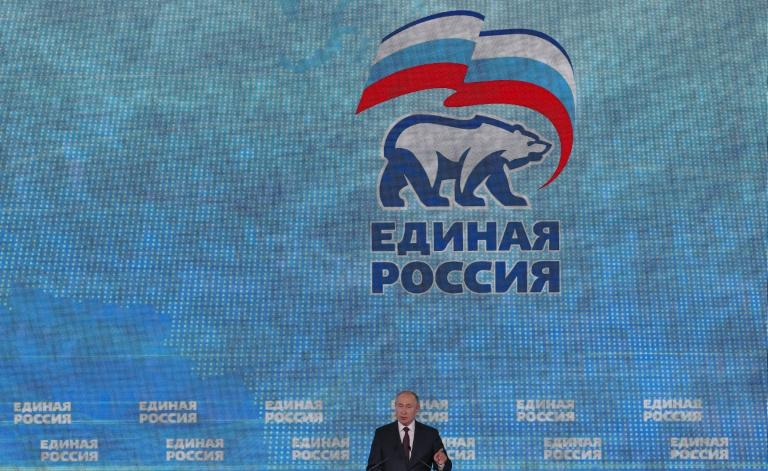 Putin usually distances himself from United Russia, and his spokesman this week reiterated that although the president would address the convention, he is not its leader