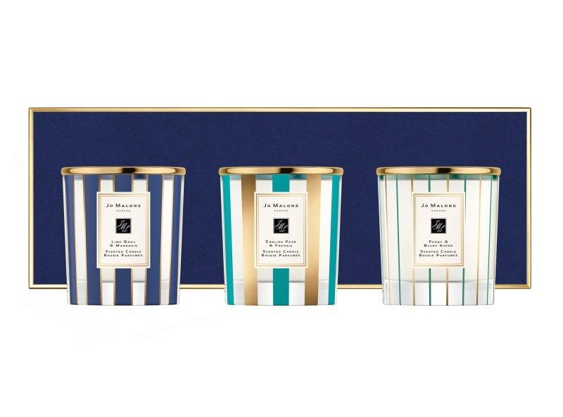 Jo Malone Decorated Candle Collection HK$1,980/200g x 3