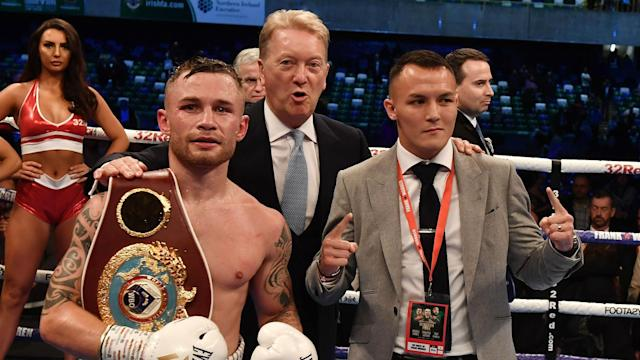 After a stunning performance against Lee Selby, Josh Warrington will meet Carl Frampton with his IBF featherweight title on the line.