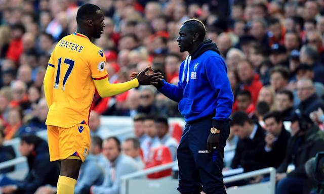 Mamadou Sakho: Christian Benteke handshake was not meant to offend Liverpool