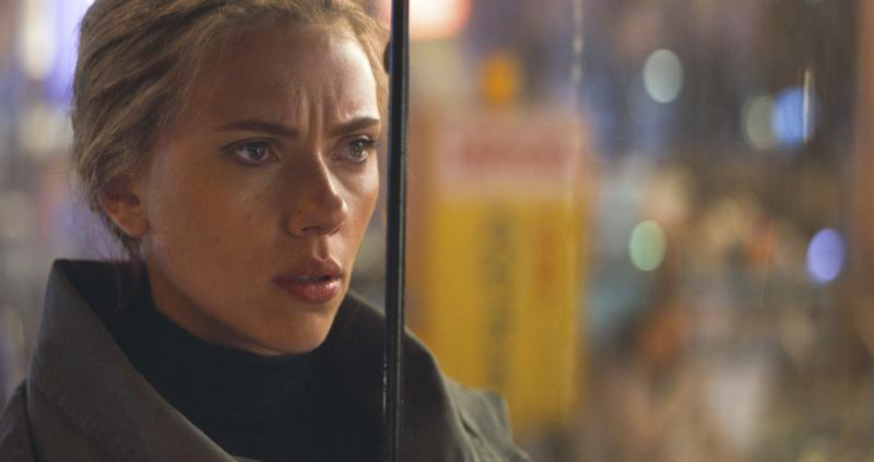 Scarlett Johansson To Star In 'Black Widow' Film