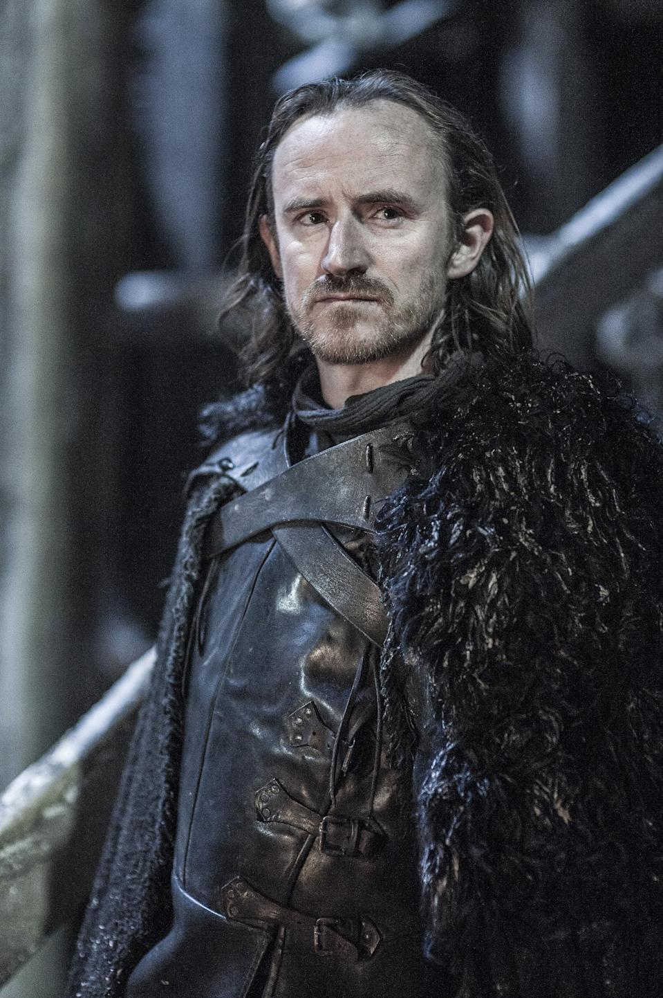 """<p>As hard as it is not to absolutely adore Samwell Tarly, <a href=""""https://www.popsugar.com/entertainment/Mistake-Samwell-Tarly-Makes-Battle-Winterfell-46085132"""" rel=""""nofollow noopener"""" target=""""_blank"""" data-ylk=""""slk:he's the sole reason Edd Tollett meets his untimely demise"""" class=""""link rapid-noclick-resp"""">he's the sole reason Edd Tollett meets his untimely demise</a> during the Battle of Winterfell. As a fellow member of the Night's Watch, he initially questions Samwell's presence on the battlefield, and for good reason. After saving Sam from a wight and encouraging him to get up and fight, Edd is stabbed in the back by another member of the undead army right before Sam's eyes. If not for Samwell, Edd would probably still be alive. As an experienced fighter, there's no way he would go down that easily in any other circumstance, which is why his exit left us with a bad taste in our mouths.</p>"""