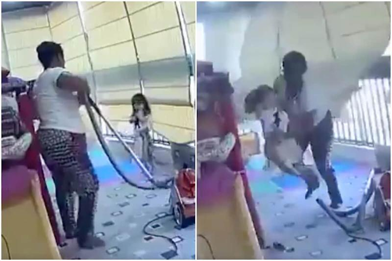 Beirut Migrant Worker Risks Life to Save Child in Explosion, Twitter Hails Her as Hero