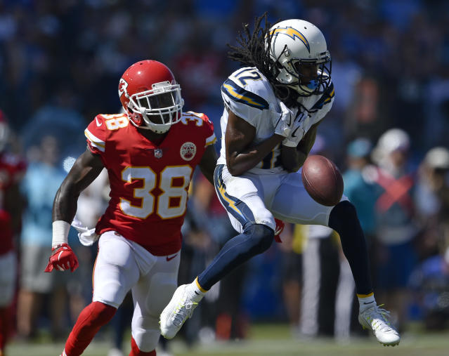 "The <a class=""link rapid-noclick-resp"" href=""/nfl/teams/lac"" data-ylk=""slk:Los Angeles Chargers"">Los Angeles Chargers</a> are struggling to make the small StubHub Center, their temporary home, into a home-field advantage. (AP)"