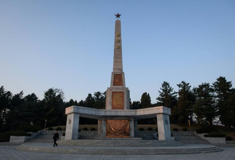 The Liberation Tower is a sign of the decades-long ties between North Korea and Rusia
