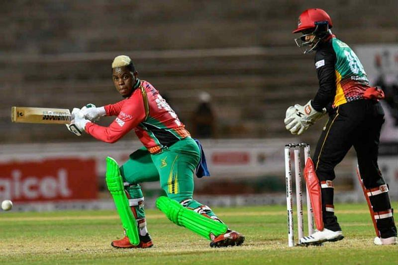 Shimron Hetmyer has played some blinding knocks this CPL season
