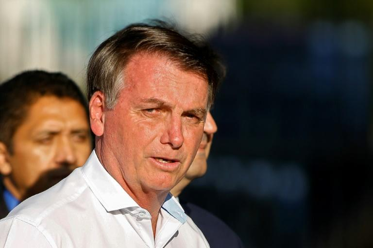 """Brazilian President Jair Bolsonaro has lashed out at Pope Francis for urging people feel """"outrage"""" over the destruction of the Amazon and the treatment of indigenous people"""