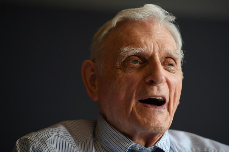 John Goodenough, 97, is the oldest person to be awarded a Nobel prize