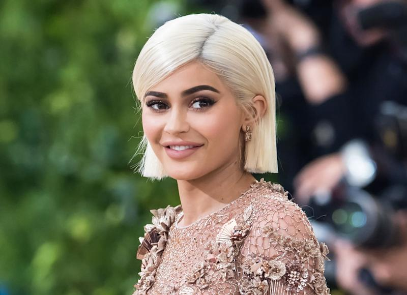 Kylie Jenner might be done wearing wigs c92af71e591c