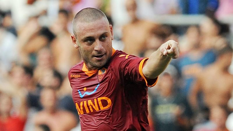 De Rossi 'not over the moon' to end career-long Roma stay