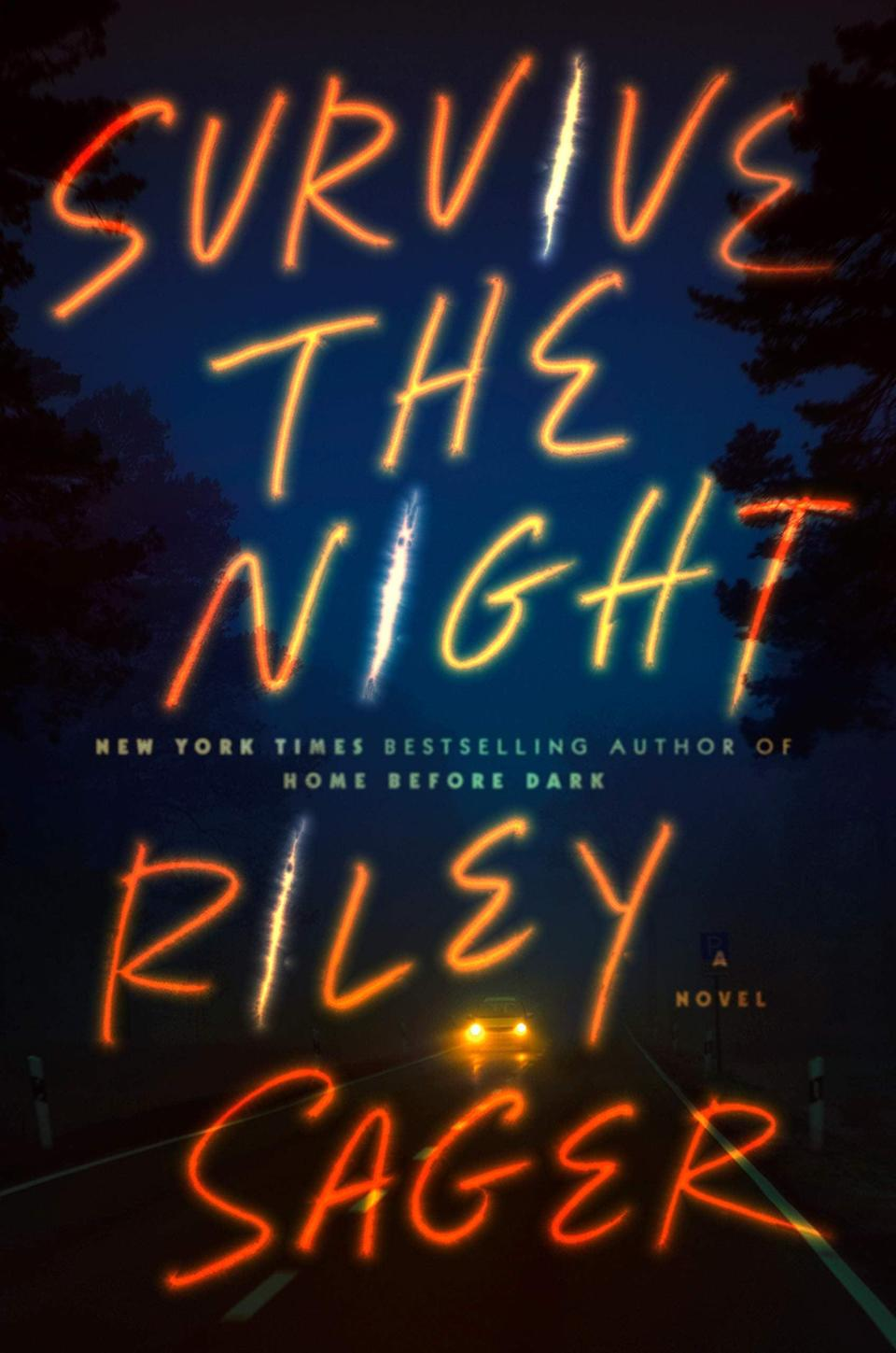 <p>Riley Sager is serving up a brand-new thriller this summer, and it sounds like his most intense story yet. <span><strong>Survive the Night</strong></span> is the story of a '90s road trip from Hell. Charlie met Josh on a ride board at their college, but she doesn't really know anything about the man she's sharing a car with, least of all whether he's the notorious Campus Killer who claimed the life of her friend. </p> <p><em>Out July 6</em></p>