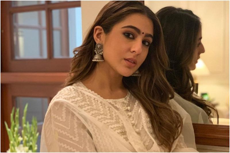Sara Ali Khan Dropped Glue on Fan Blades in School, was Almost Suspended