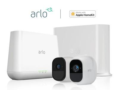 Arlo Announces Apple HomeKit Compatibility Now Rolling Out