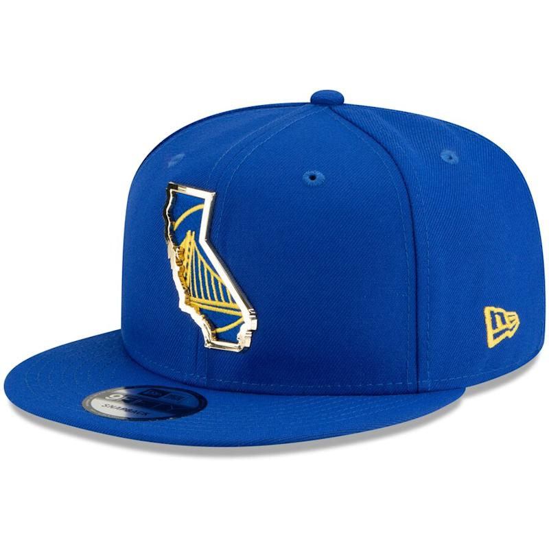 Warriors Adjustable Hat
