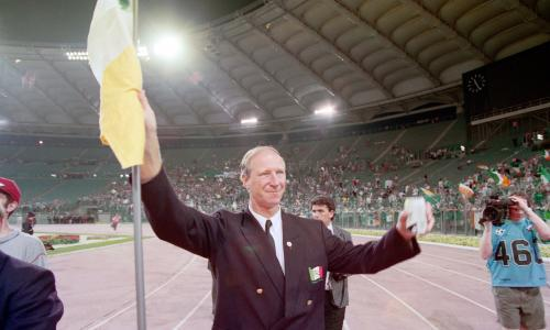 'He was larger than life': tributes pour in for football legend Jack Charlton