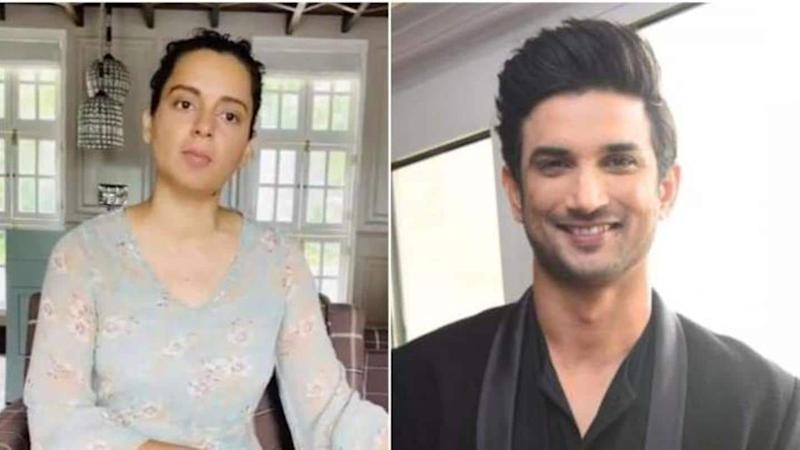 Sushant was affected by being falsely accused of rape: Kangana