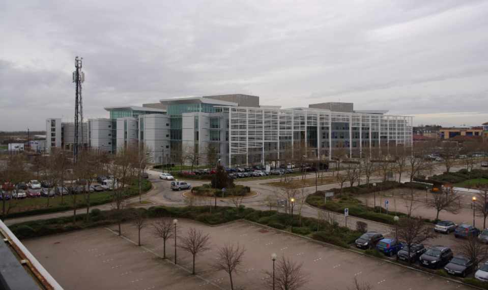 <em>The rats have been reported in Milton Keynes (Wikipedia)</em>