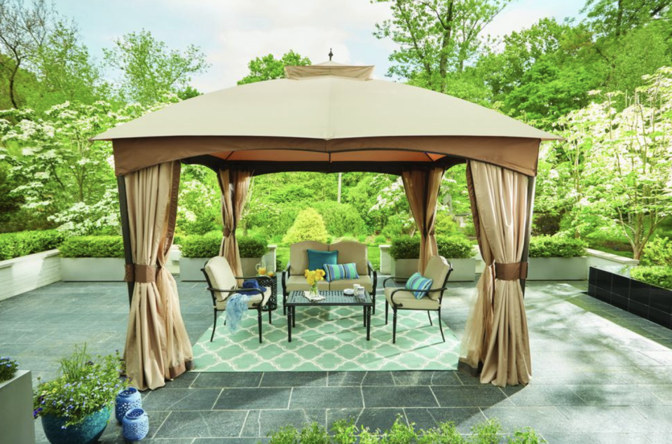 Surprisingly easy to assemble. (Photo: The Home Depot)