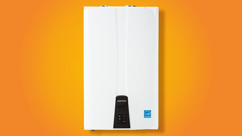 navien recalls 3,400 tankless water heaters due to risk of co poisoning