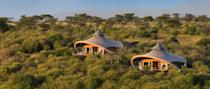 """<p>There's luxury camping—or glamping—and then there's this. With 12 luxury tents overlooking acres of Kenya's Maasai Mara reserve, Mahali Mzuri is truly incredible. Book your trip to sync up with the annual Great Wildebeest Migration if you can.</p><p><a class=""""link rapid-noclick-resp"""" href=""""https://go.redirectingat.com/?id=74968X1525080&xs=1&url=https%3A%2F%2Fwww.tripadvisor.com%2FHotel_Review-g294209-d4293067-Reviews-Mahali_Mzuri_Sir_Richard_Branson_s_Kenyan_Safari_Camp-Maasai_Mara_National_Reserve_Rif.html&sref=https%3A%2F%2Fwww.housebeautiful.com%2Flifestyle%2Fg25781535%2Fnature-travel-hotels%2F"""" rel=""""nofollow noopener"""" target=""""_blank"""" data-ylk=""""slk:BOOK NOW"""">BOOK NOW</a> <strong><em>Mahali Mzuri</em></strong></p>"""