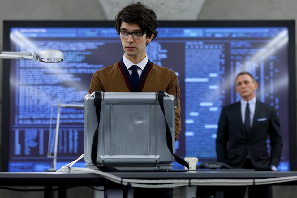 "Ben Whishaw in Columbia Pictures' ""Skyfall"" - 2012"