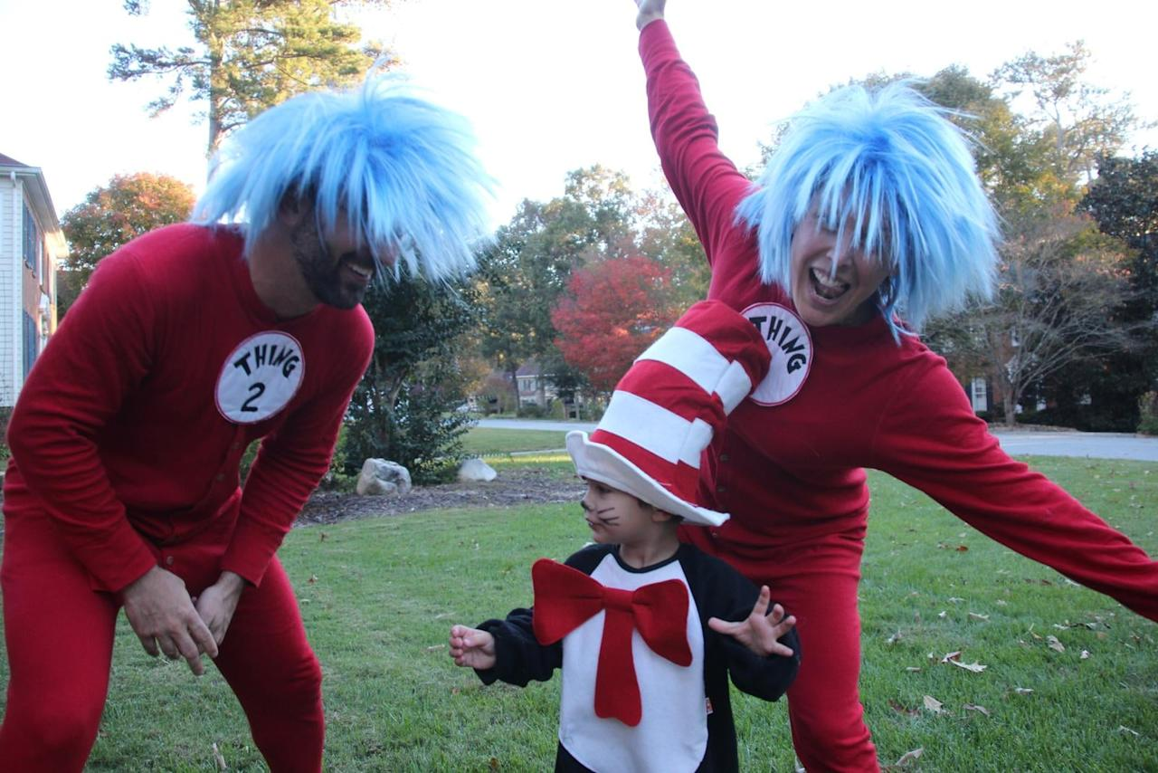 <p>The magical world of Dr. Seuss. </p>