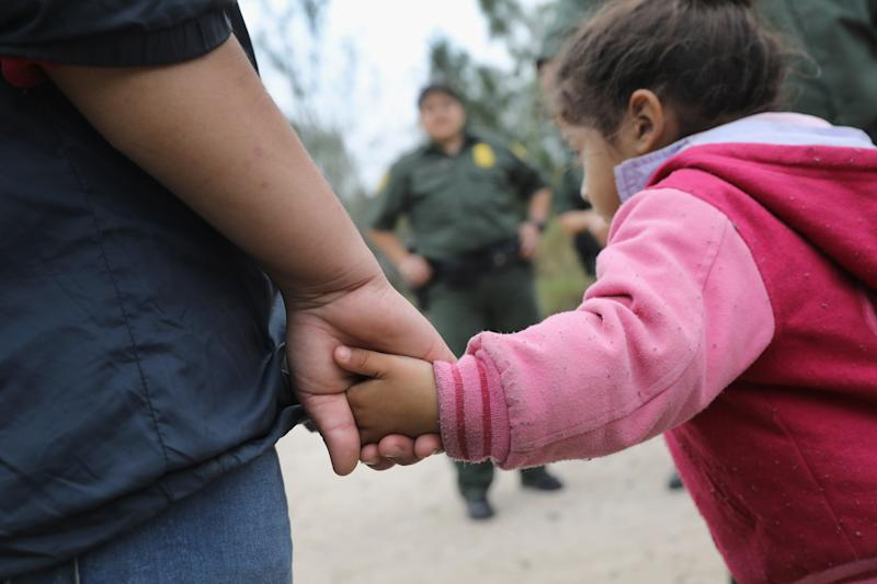 Border Patrol Agent Asks 3-Year-Old Girl to Pick a Parent in Family Separation