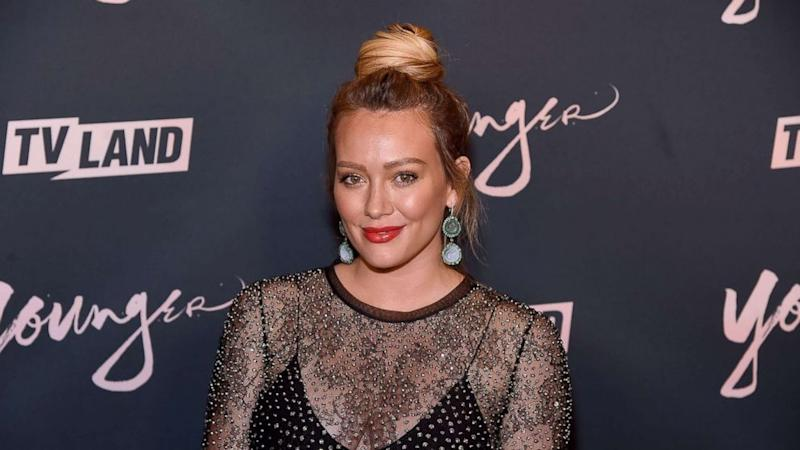 Hilary Duff Is Pregnant with Her Second Child