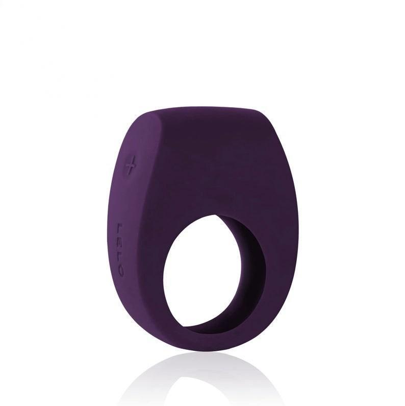 """Meet the ring that does it all. Aside from stimulating the <a href=""""https://www.glamour.com/gallery/best-clit-vibrator-sex-toys?mbid=synd_yahoo_rss"""" rel=""""nofollow noopener"""" target=""""_blank"""" data-ylk=""""slk:clit"""" class=""""link rapid-noclick-resp"""">clit</a> during sex and giving him some good vibes too, it'll help him stay hard by keeping the blood flowing strong. We love a chic, multipurpose toy. $139, Lelo. <a href=""""https://www.lelo.com/tor-2?"""" rel=""""nofollow noopener"""" target=""""_blank"""" data-ylk=""""slk:Get it now!"""" class=""""link rapid-noclick-resp"""">Get it now!</a>"""