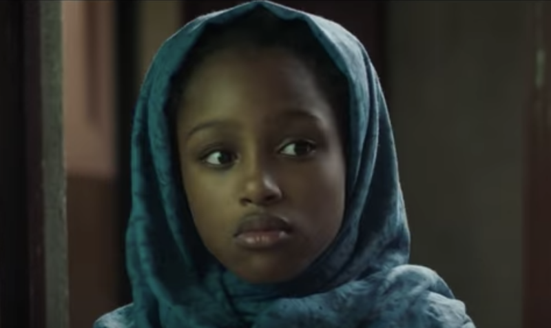 Fathia Youssouf plays Amy in the French film 'Cuties' (Photo: Netflix/YouTube)