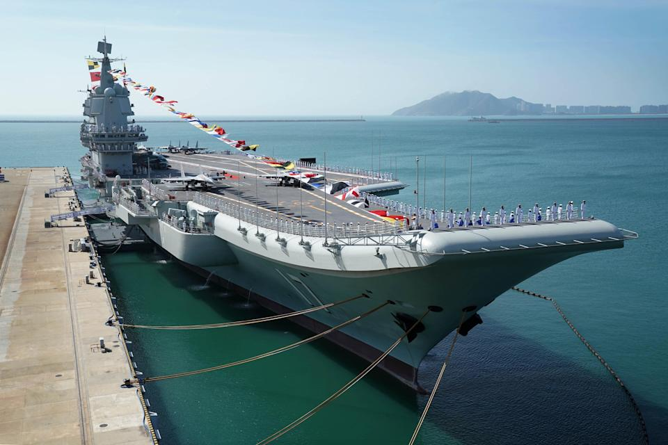 "<p>Only a handful of countries have aircraft carriers in their arsenals. They form an exclusive club of members that have decided their interests stretch so far from their own waters, they need to put air power at sea.</p><p>⚓️ <strong>You love badass ships. So do we. <span><a href=""https://join.popularmechanics.com/pubs/HR/POP/POP1_Plans.jsp?cds_page_id=250088&cds_mag_code=POP&cds_tracking_code=edit-inline-worlds-aircraft-carriers"" rel=""nofollow noopener"" target=""_blank"" data-ylk=""slk:Let's nerd out over them together"" class=""link rapid-noclick-resp"">Let's nerd out over them together</a></span>.</strong></p><p>Broadly speaking, there are three aircraft carrier types today: larger carriers that carry both fixed-wing aircraft and helicopters; smaller carriers that operate helicopters; and amphibious ships that have full-length flight decks, hangars, and carry helicopters. </p><p>Some of the world's carriers are new, bristling with planes and capable of circumnavigating the globe without refueling. Others, meanwhile, are at least a half-century old and carry just a handful of obsolete planes, rarely leaving base.</p><p>Here's a comprehensive look at the world's fleet. </p>"